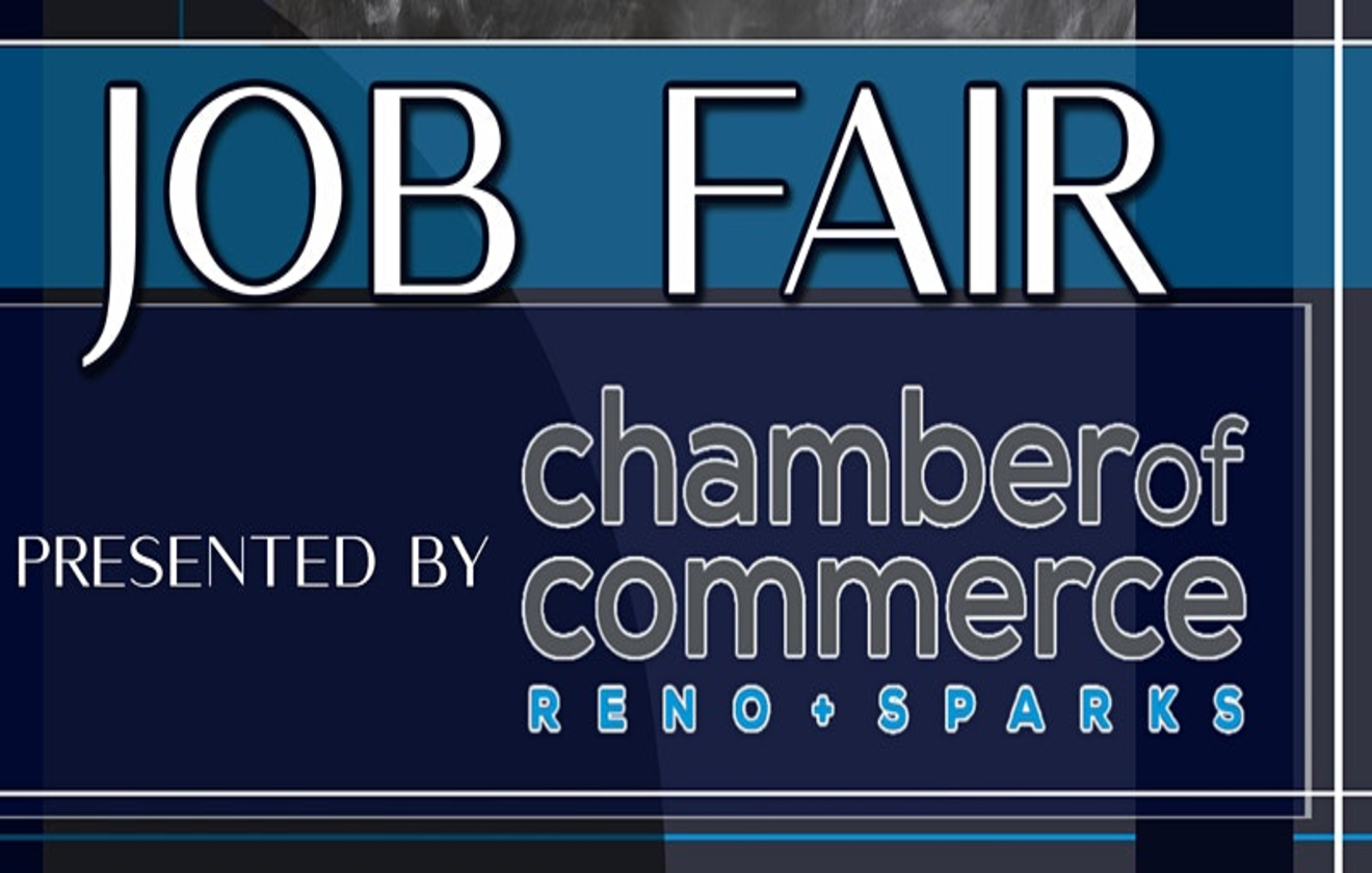 More Info for Reno + Sparks Chamber of Commerce Job Fair