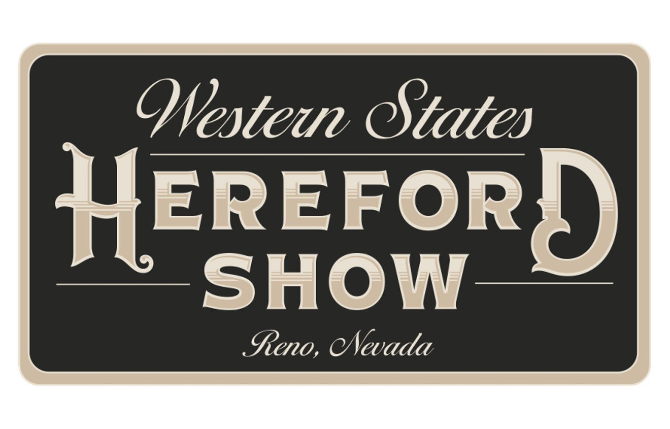 Western States Hereford Show & Sale - CANCELED