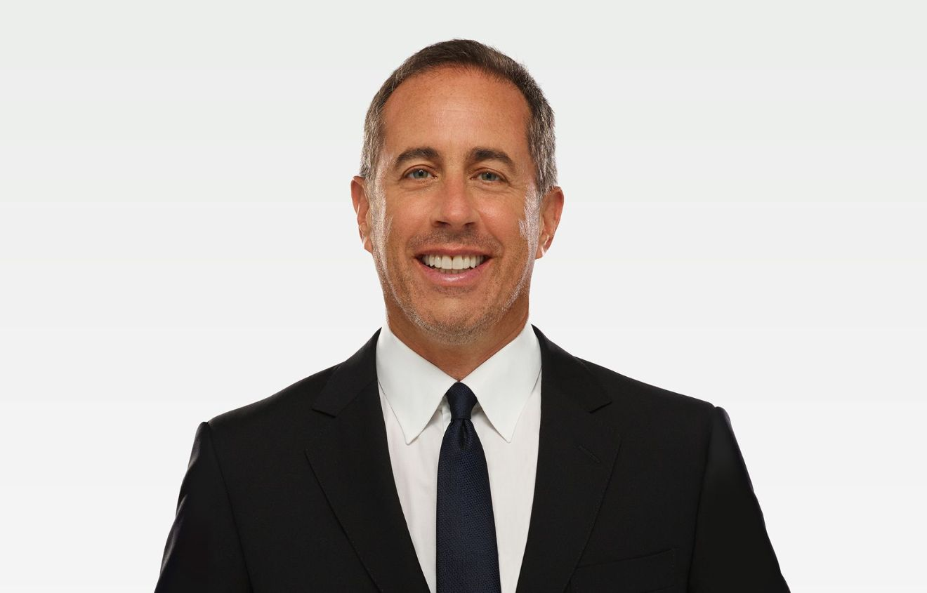 More Info for Jerry Seinfeld - RESCHEDULED
