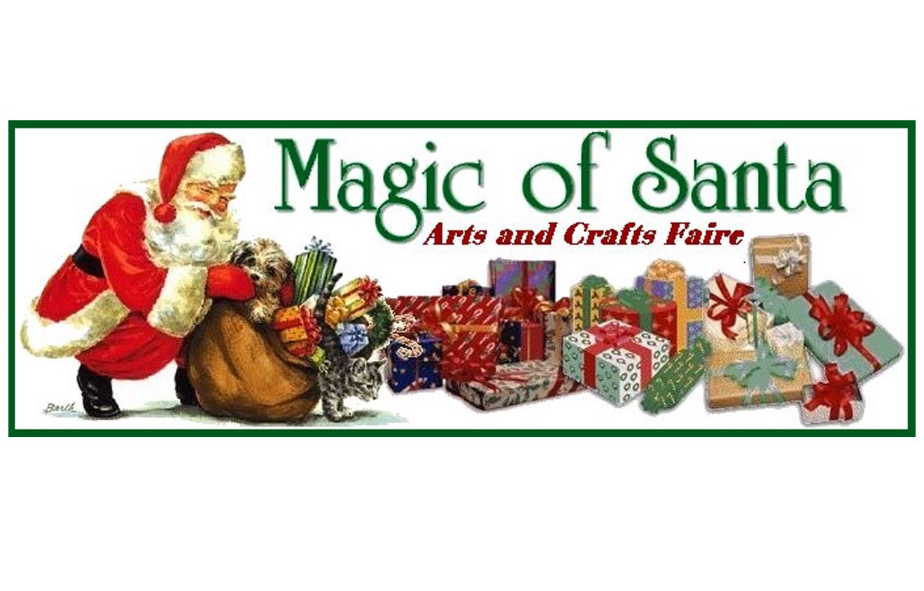 More Info for Magic of Santa Arts & Crafts Faire - CANCELED