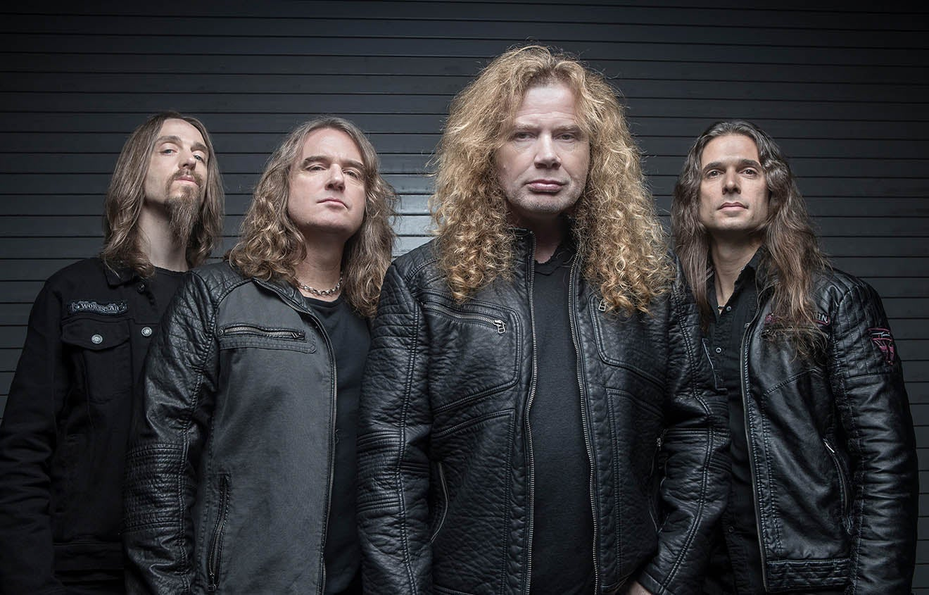 More Info for Megadeth + Lamb of God