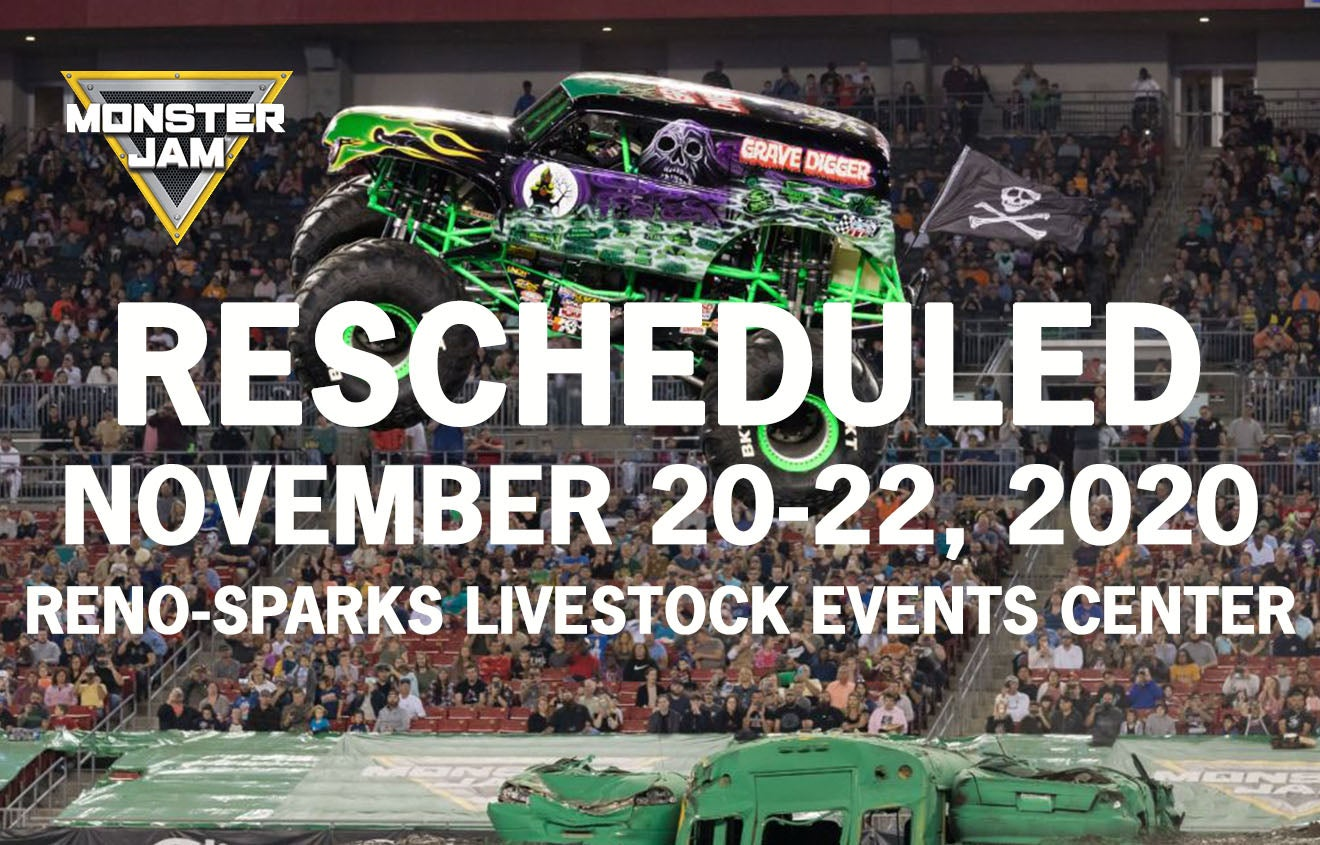 Monster Jam - RESCHEDULED