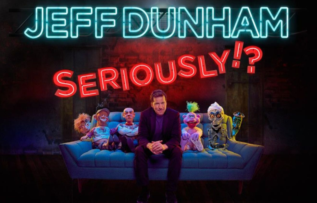 Jeff Dunham - RESCHEDULED DATE