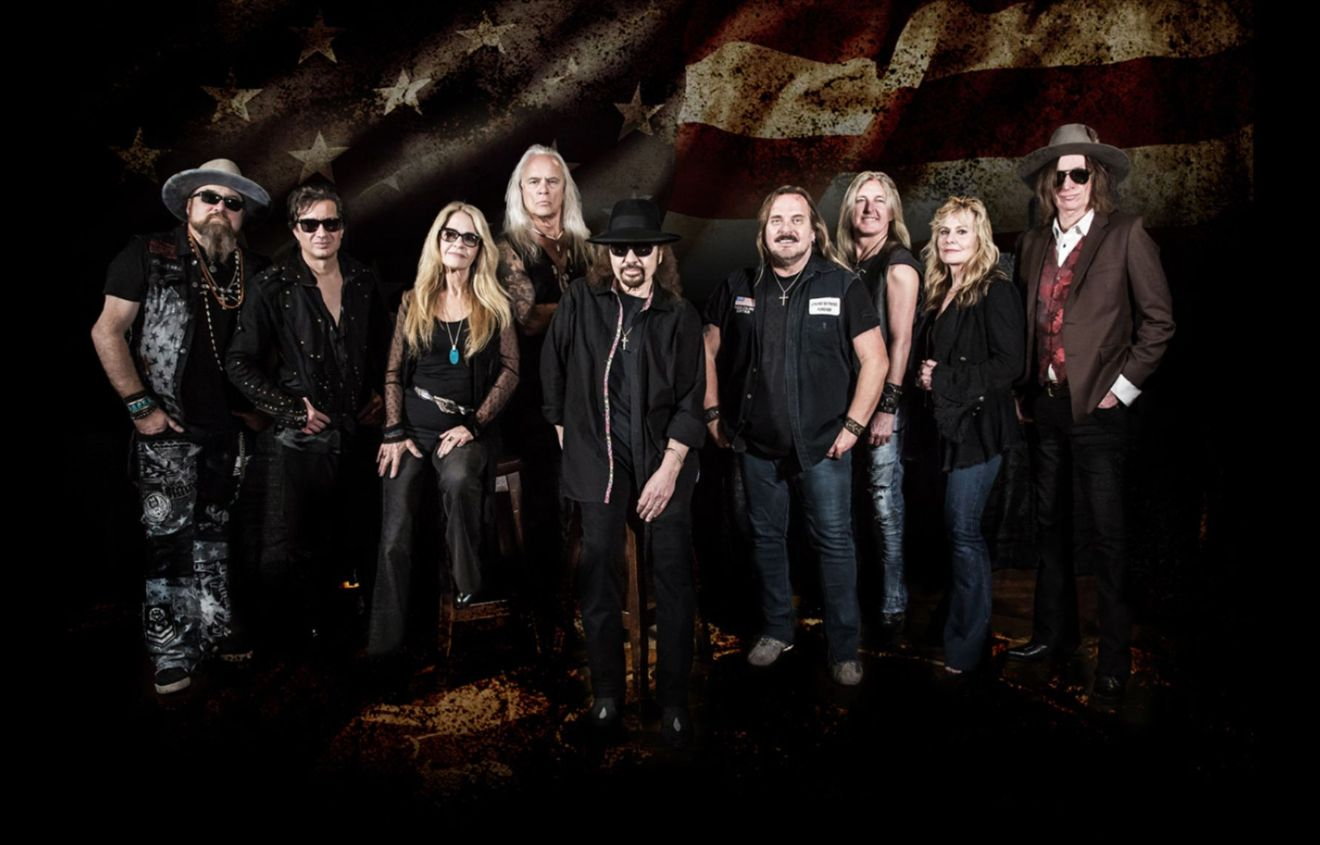 More Info for Lynyrd Skynyrd - CANCELED